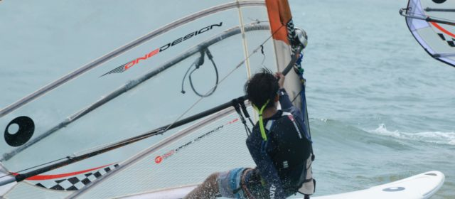 Elkan Oh | SGP 52 | Windsurfing | Singapore
